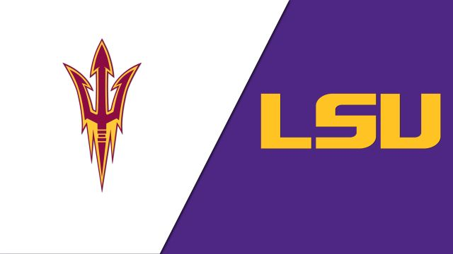 Arizona State vs. LSU (W Soccer)