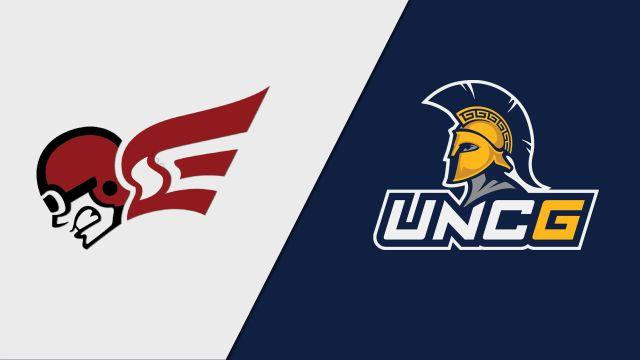 Erskine vs. UNC Greensboro (W Basketball)