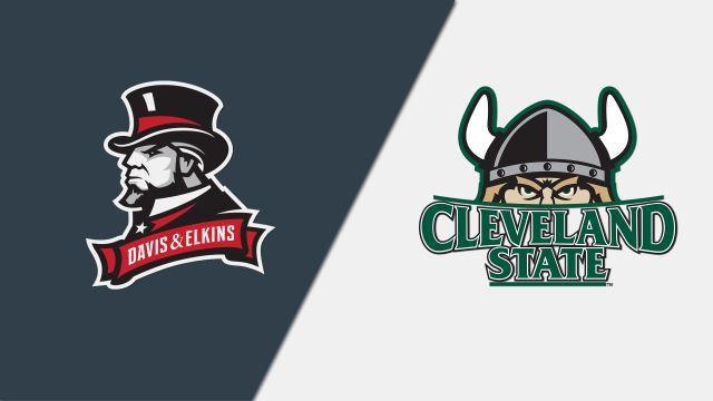 Davis & Elkins vs. Cleveland State (W Basketball)