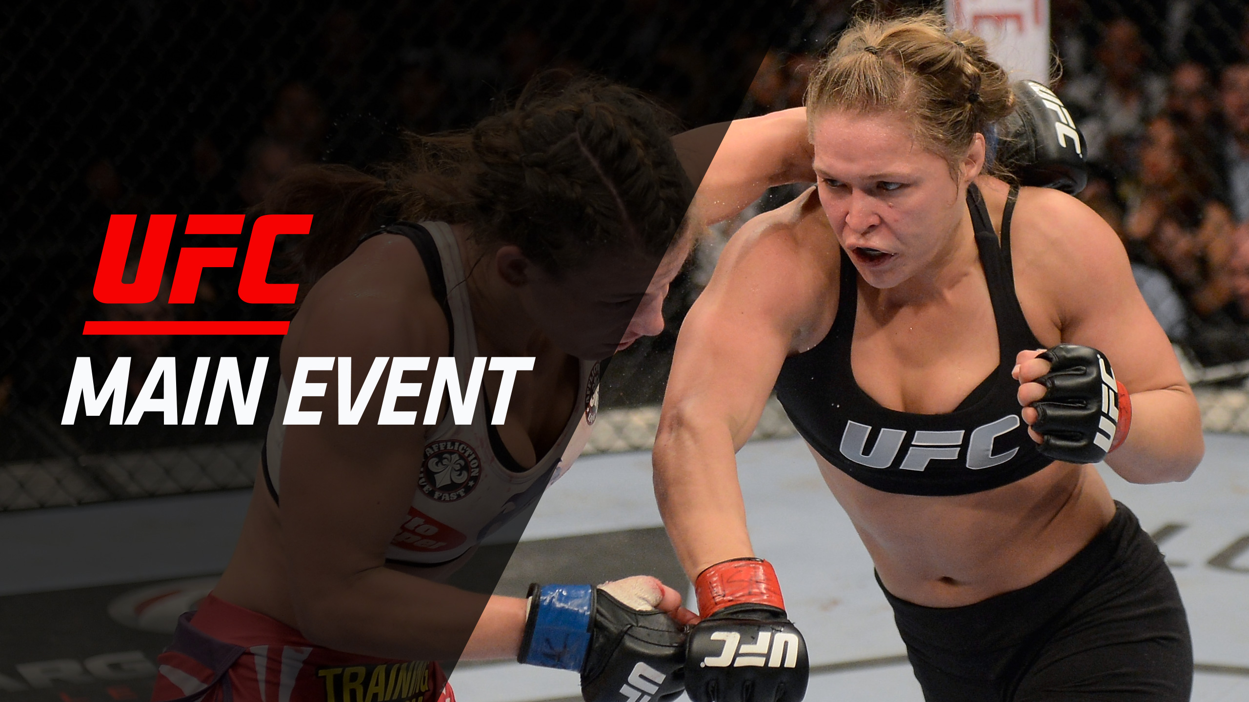 UFC Main Event: Rousey vs. Tate 2