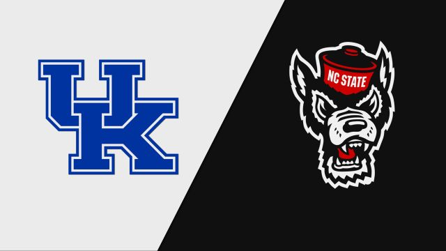 #6 Kentucky vs. #3 NC State (Second Round)