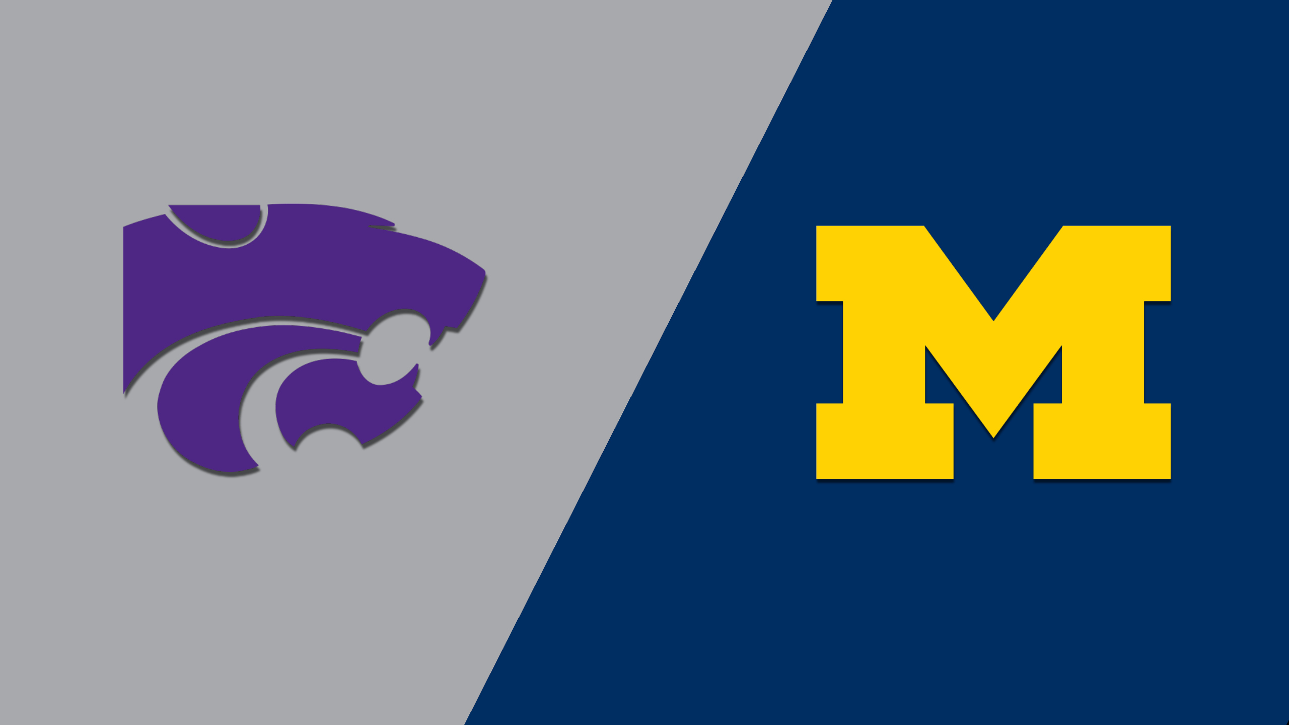 #9 Kansas State vs. #8 Michigan (First Round) (NCAA Women's Basketball Championship)