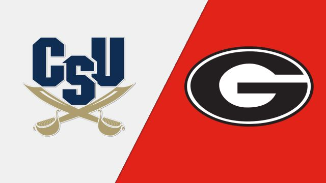 Charleston Southern vs. Georgia (W Basketball)