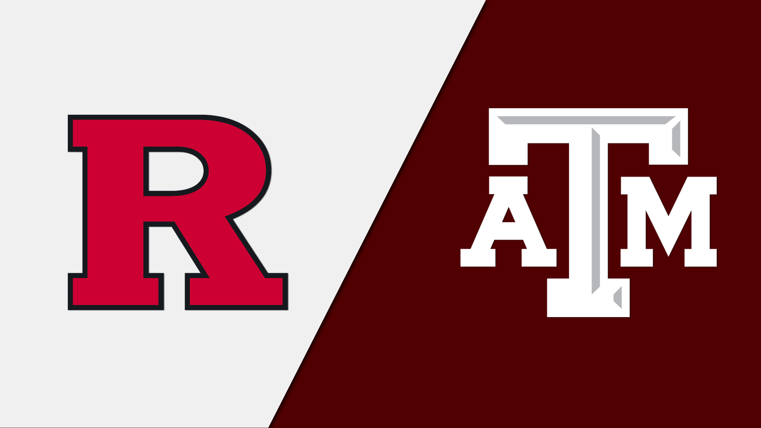 Rutgers vs. #19 Texas A&M (Softball)