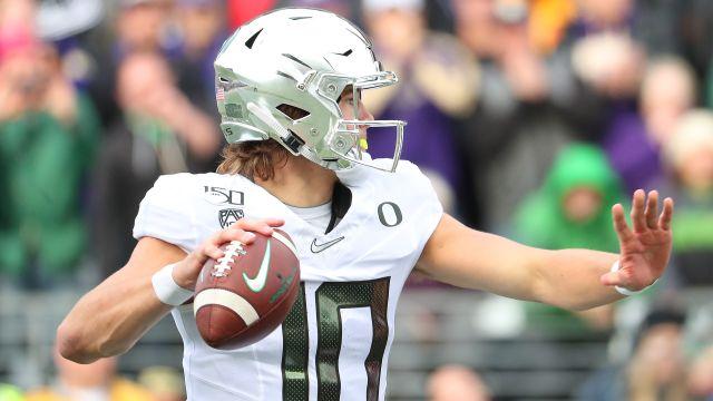 Washington State vs. #11 Oregon (Football)