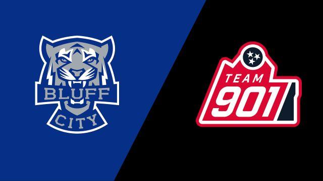 Bluff City (Memphis) vs. Team 901 (Regional Round)