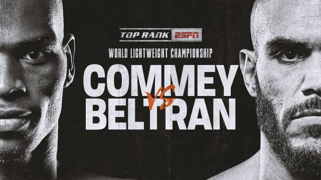 Commey vs. Beltran Main Event