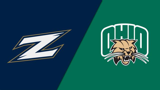 Akron vs. Ohio (W Volleyball)