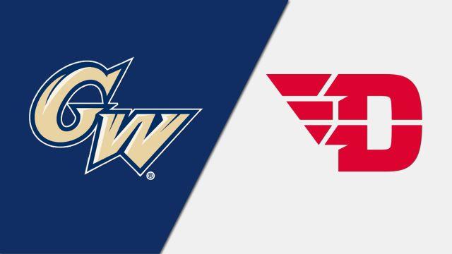 George Washington vs. Dayton (W Basketball)
