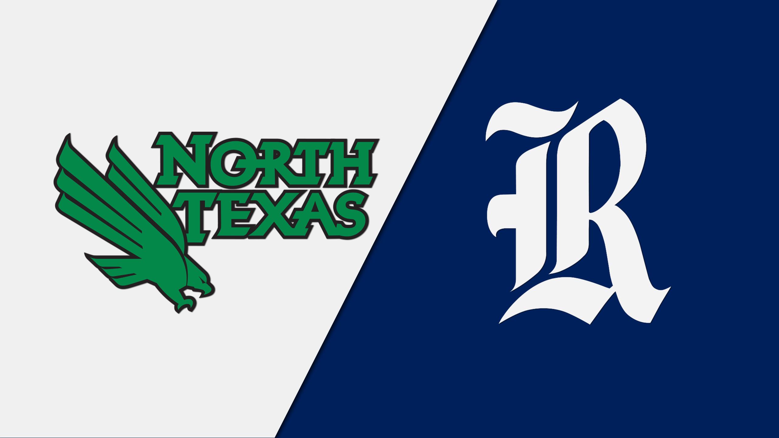 North Texas vs. Rice (W Basketball)