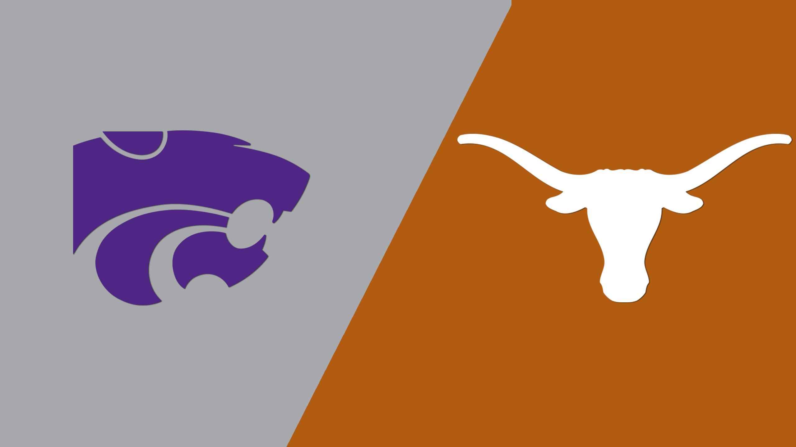 Kansas State vs. #17 Texas (W Soccer) (re-air)