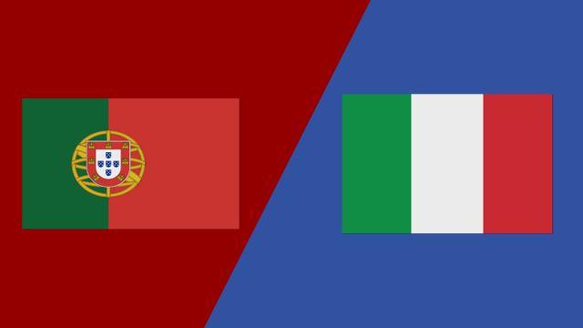 Portugal vs. Italy