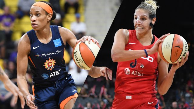 WNBA Finals Presented by YouTube TV (Finals, Game #1)