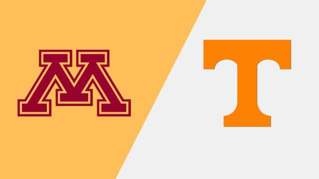 Minnesota vs. Tennessee (Softball)