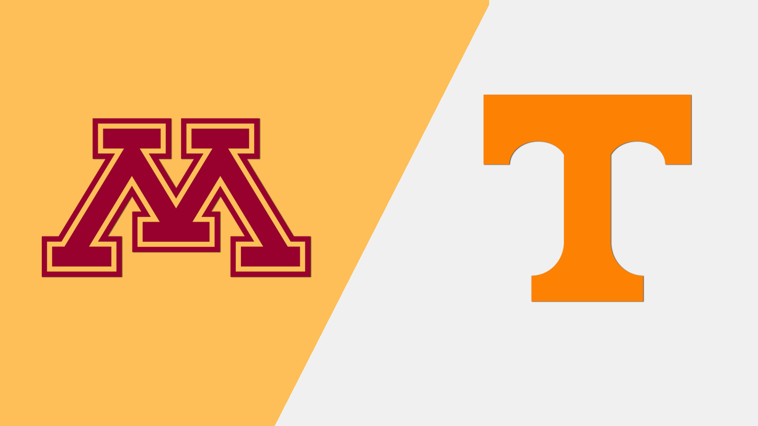 Minnesota vs. #6 Tennessee (Softball)
