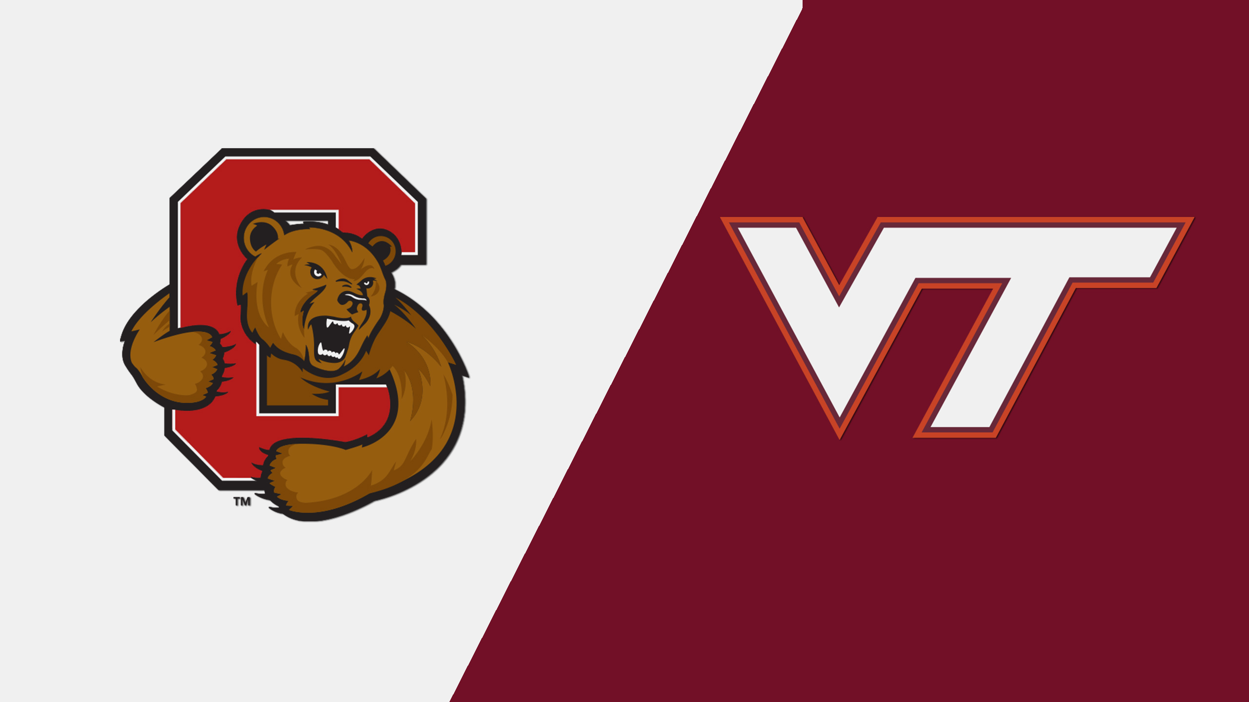 Cornell vs. Virginia Tech (Wrestling)