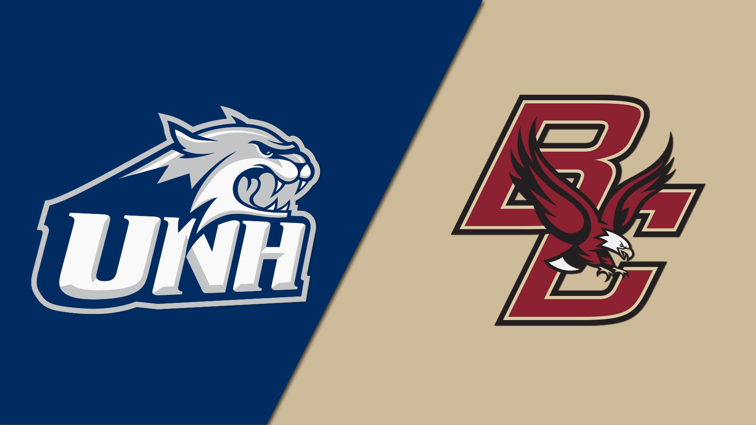 New Hampshire vs. Boston College