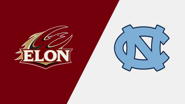 Elon vs. North Carolina (W Basketball)