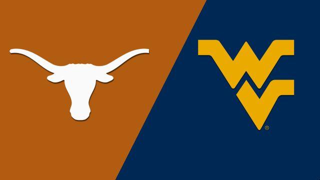 Texas vs. West Virginia (W Basketball)