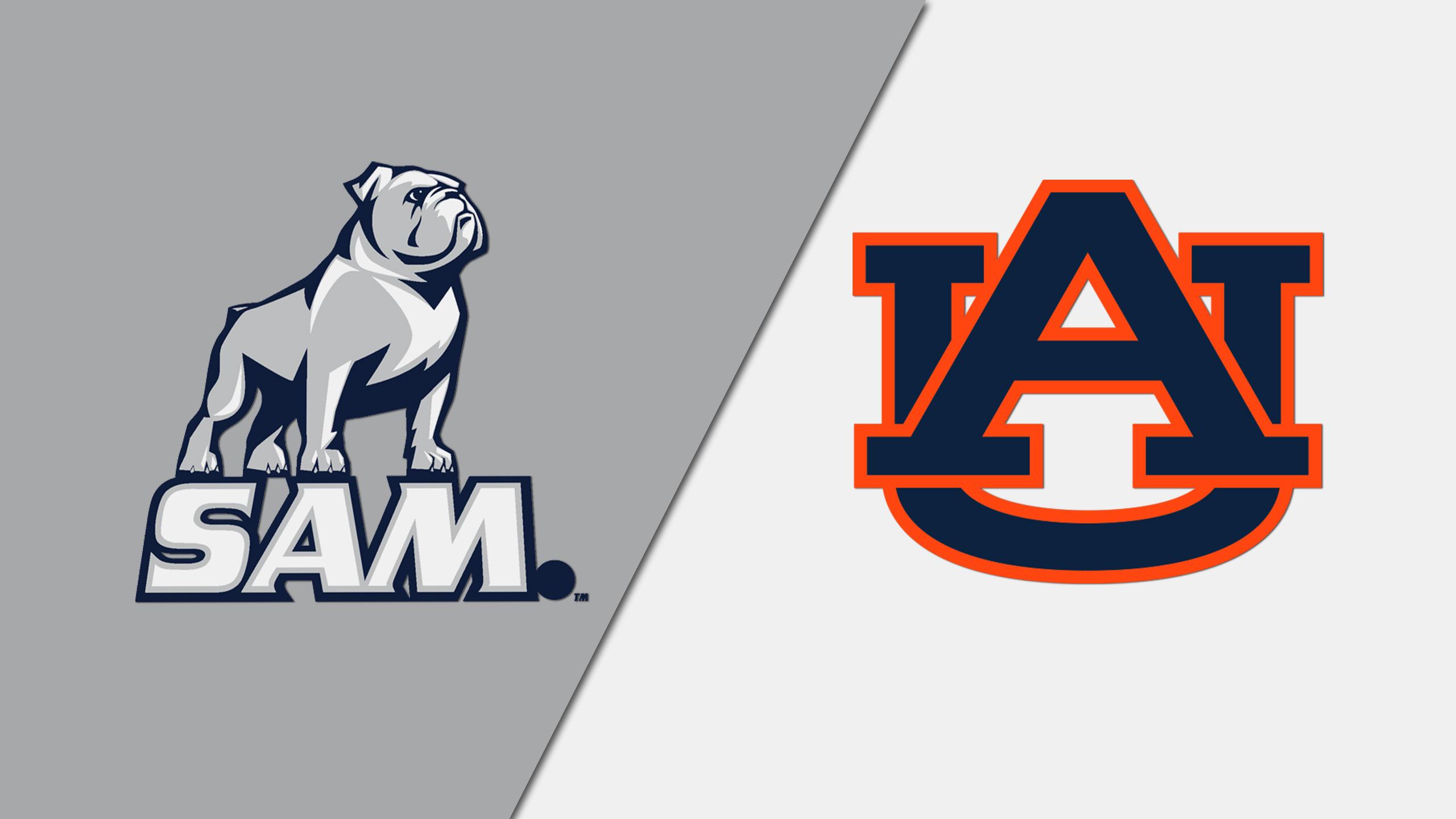 Samford vs. Auburn (W Basketball)