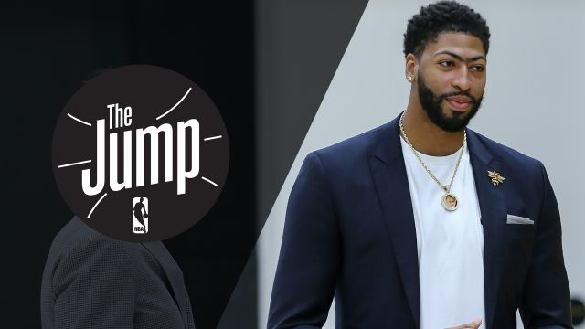 Mon, 9/16 - NBA: The Jump