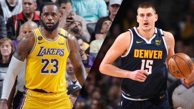 Los Angeles Lakers Vs Denver Nuggets Watch Espn