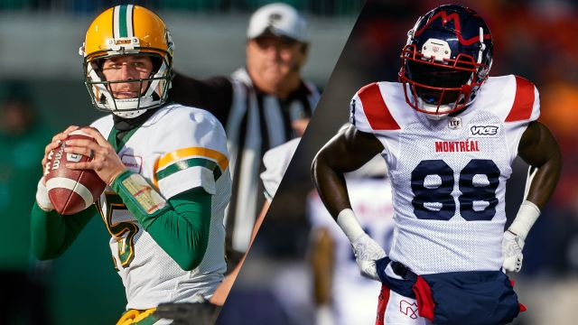 2019 CFL Playoffs (Eastern Semifinals) (Canadian Football League)