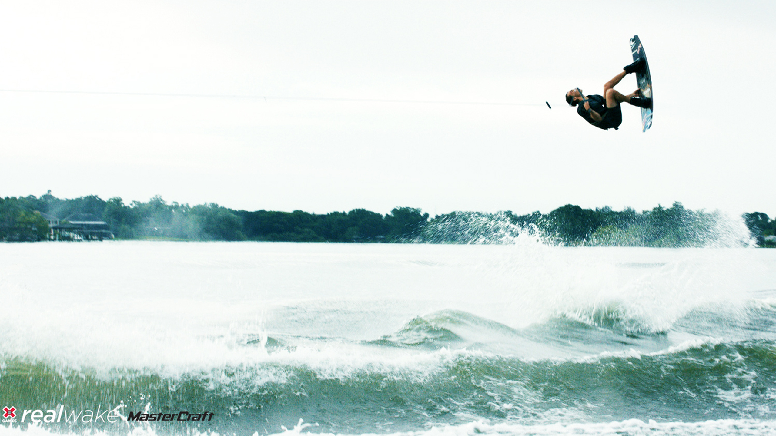 World of X Games: Real Wake Driven by MasterCraft