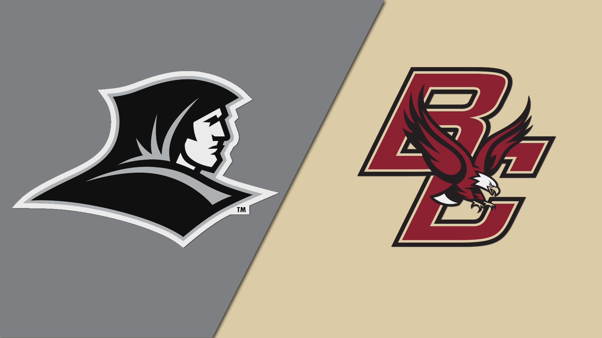 Providence vs. #9 Boston College (W Hockey)