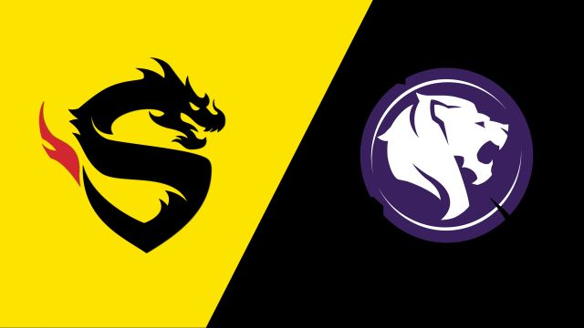 Shanghai Dragons vs. Los Angeles Gladiators (Esports)