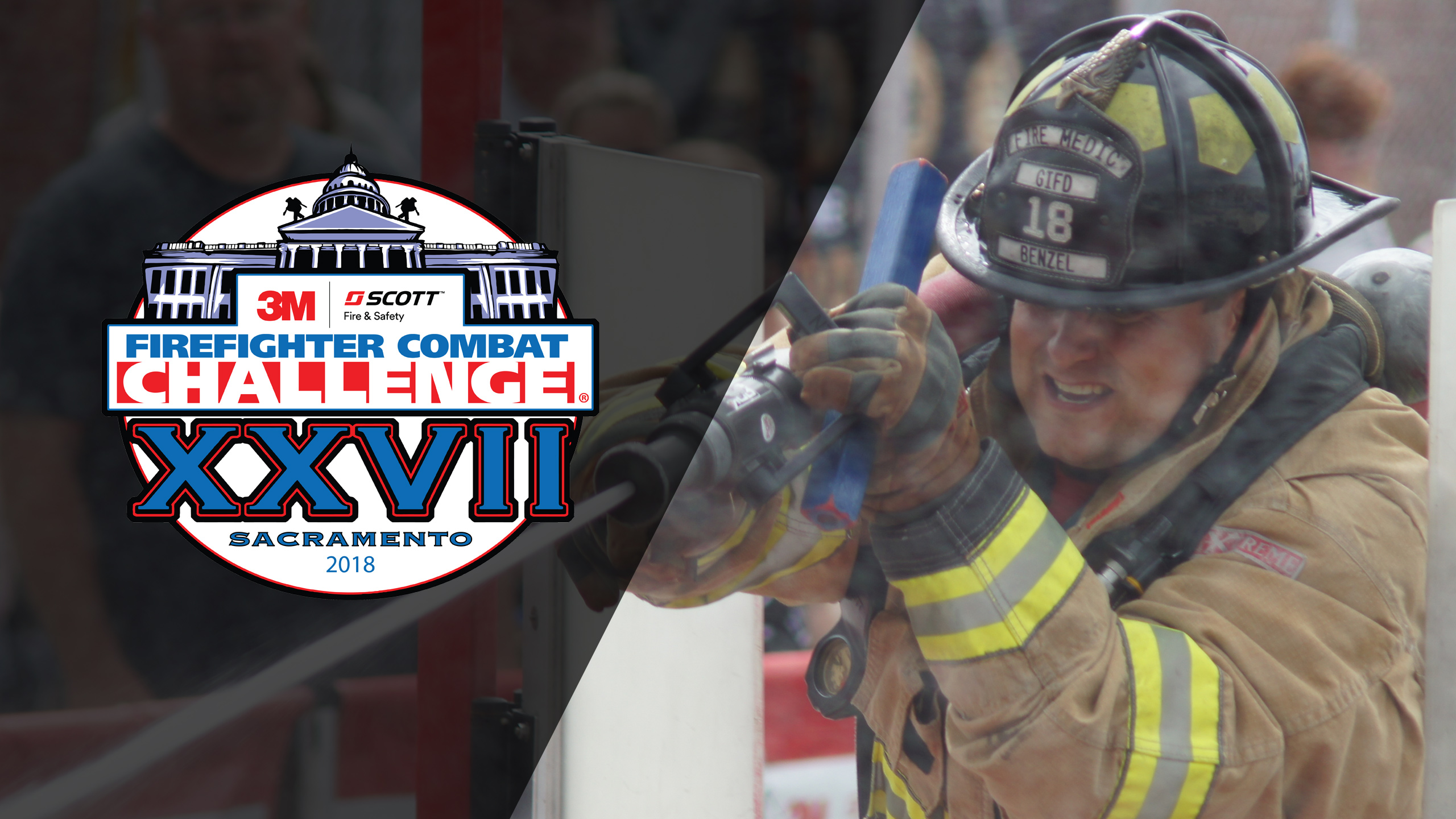 Firefighter World Challenge XXVII