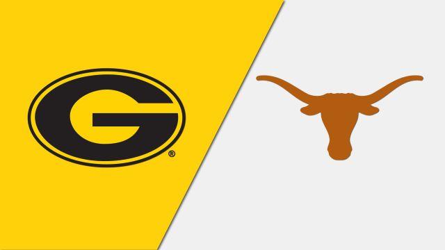 Grambling vs. Texas (re-air)