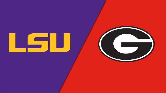 LSU vs. Georgia (W Volleyball)