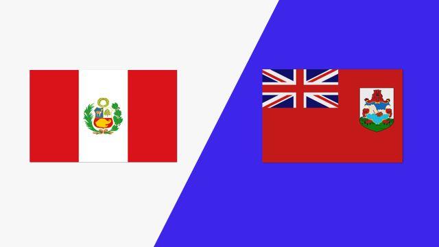 Peru vs. Bermuda