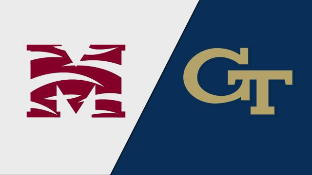 Morehouse vs. Georgia Tech (M Basketball)