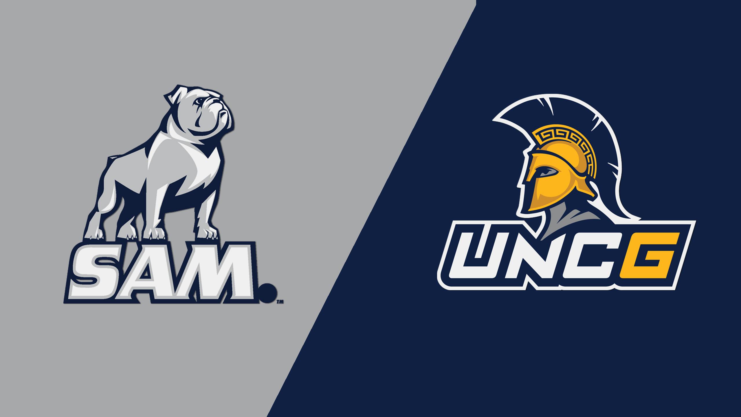 Samford vs. UNC Greensboro (W Basketball)