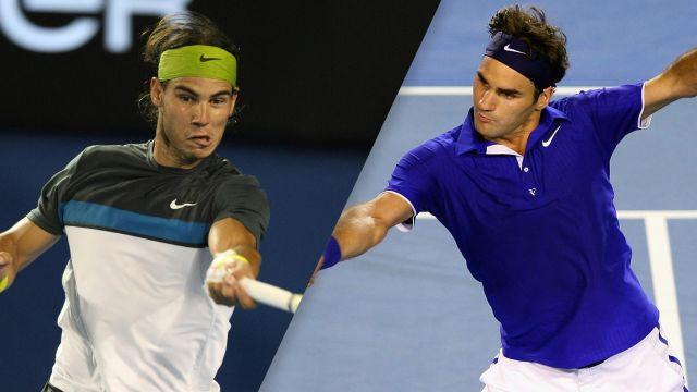 Rafael Nadal vs. Roger Federer (Men's Final)