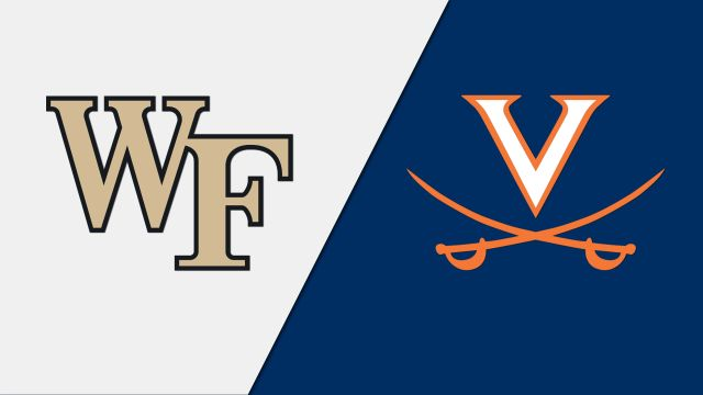 In Spanish-Wake Forest vs. Virginia (Semifinal) (M Soccer)