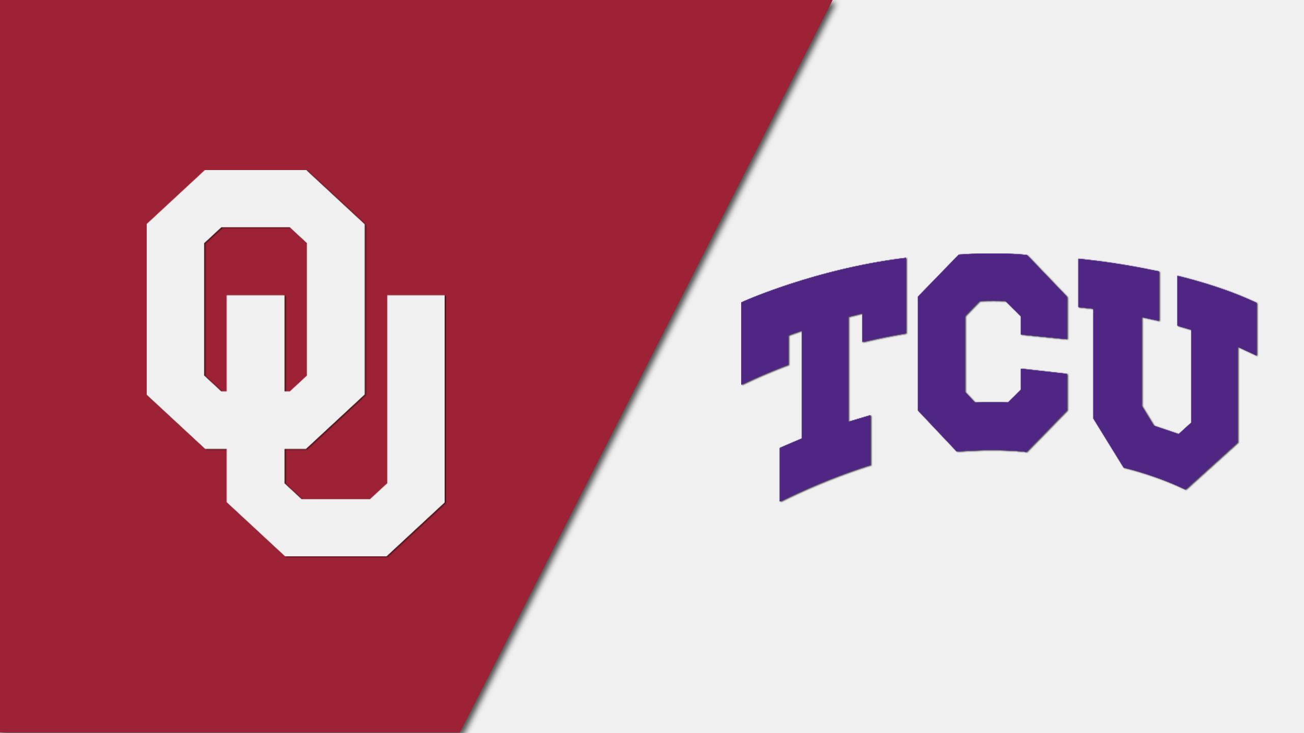 Oklahoma vs. TCU (M Basketball)