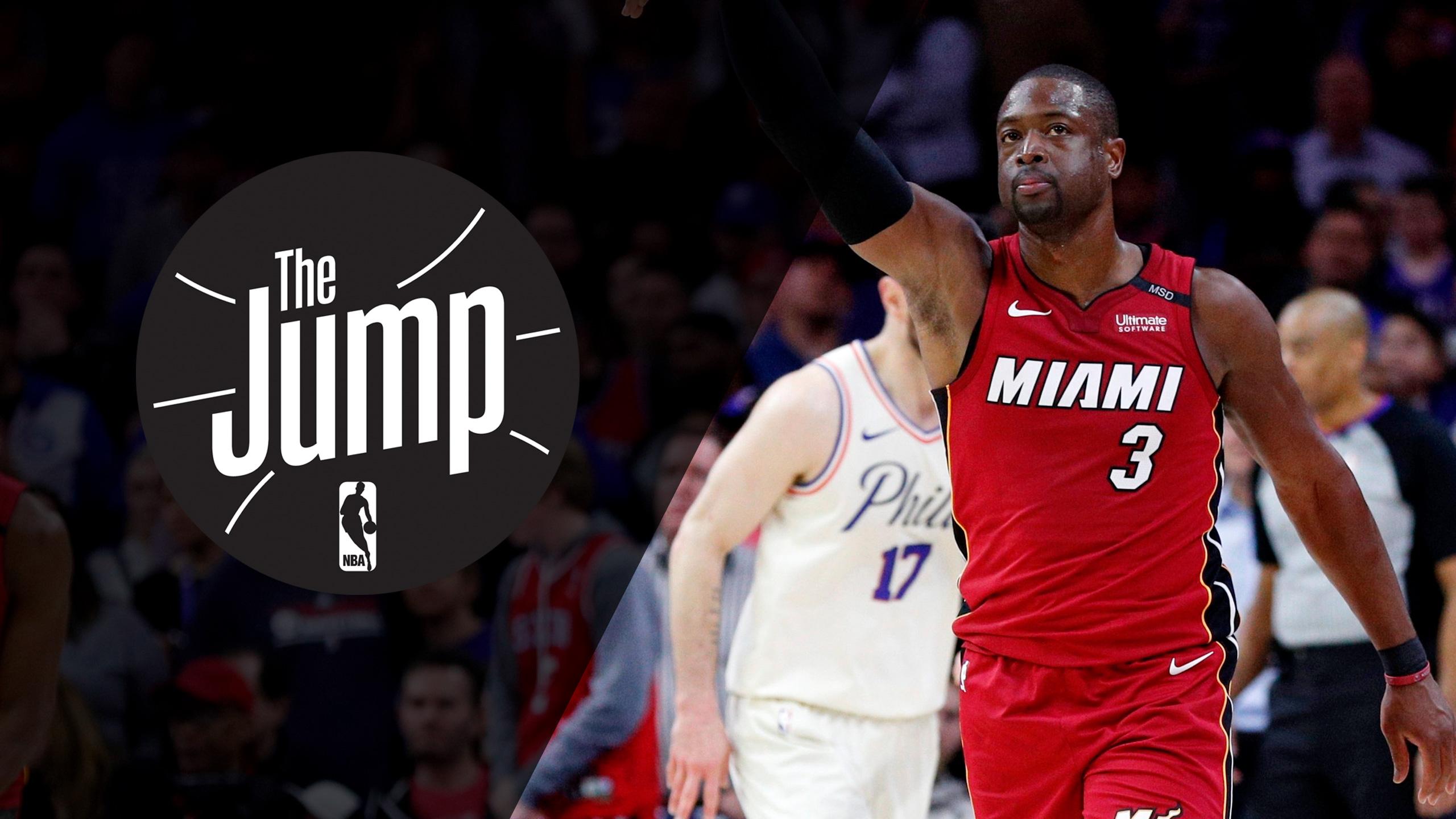 Mon, 9/17 - NBA: The Jump