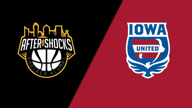 AfterShocks (Wichita State) vs. Iowa Utd. (Regional Round)