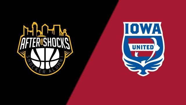 AfterShocks (Wichita State) vs. Iowa Utd. (Regional Round)