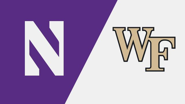 Northwestern vs. Wake Forest (Field Hockey)