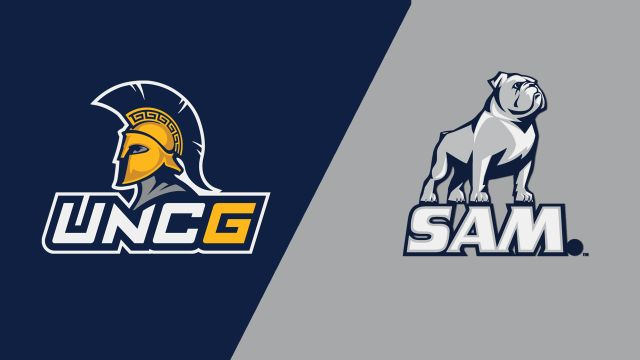 UNC Greensboro vs. Samford (W Volleyball)