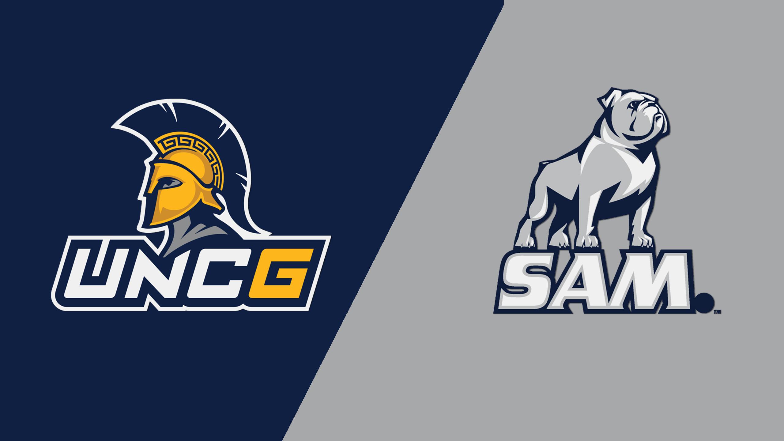 UNC Greensboro vs. Samford (W Volleyball)