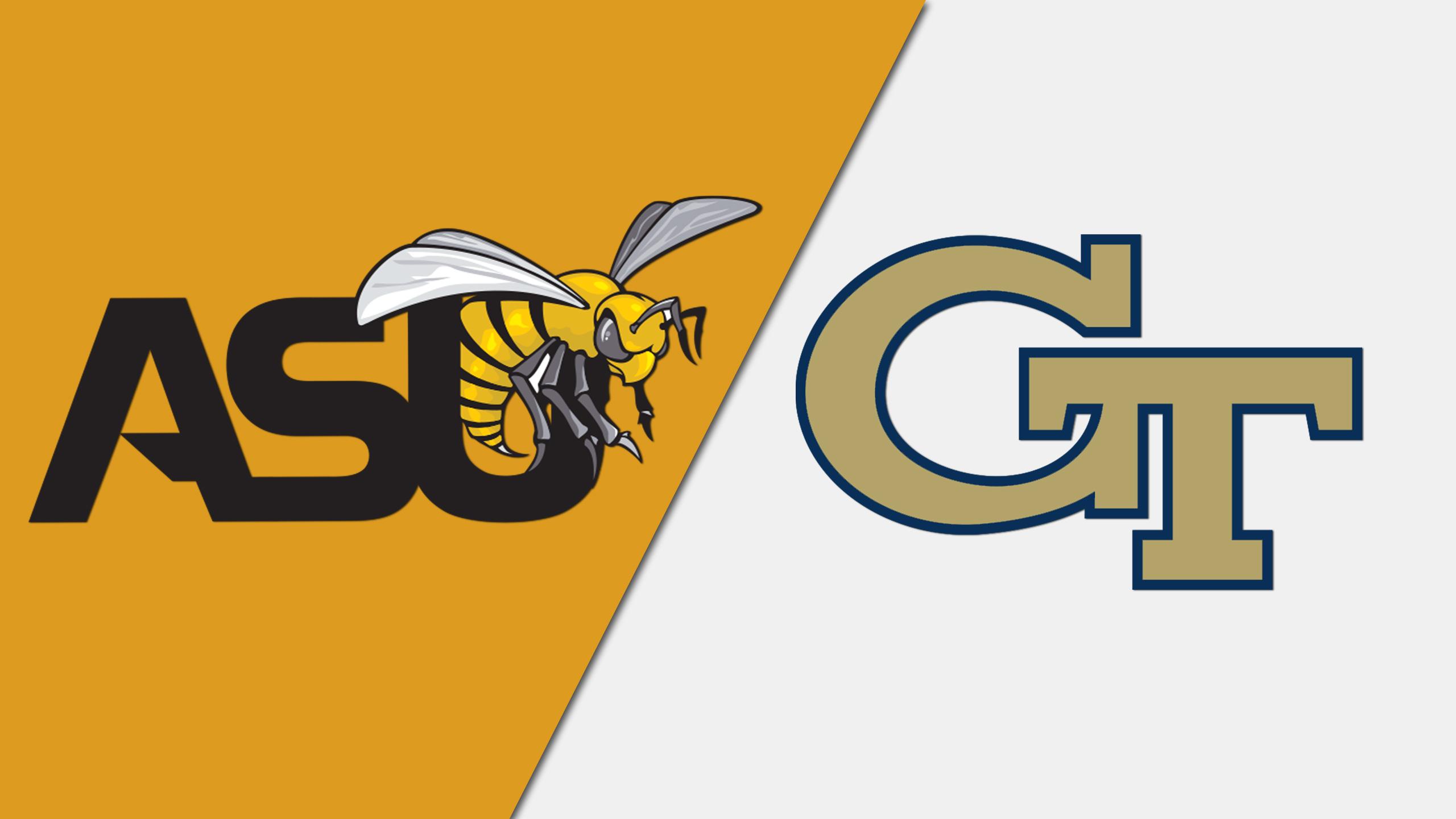 Alabama State vs. Georgia Tech (W Basketball)