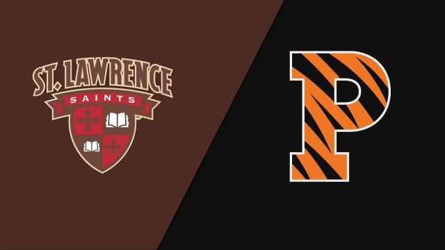 St. Lawrence vs. Princeton (Court 3)