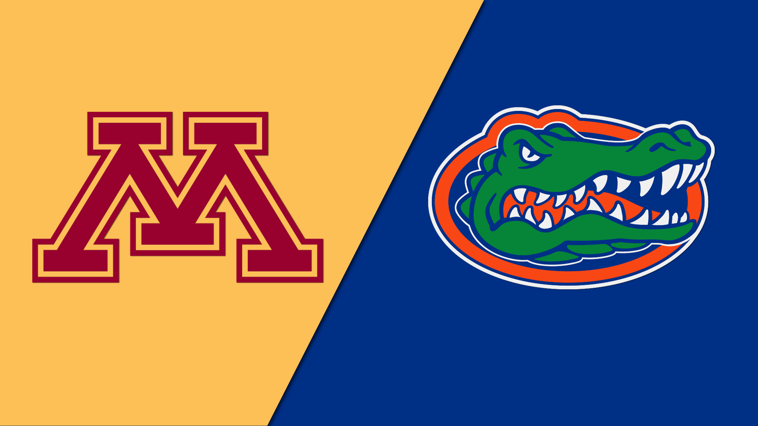#19 Minnesota vs. #7 Florida (Softball) (re-air)