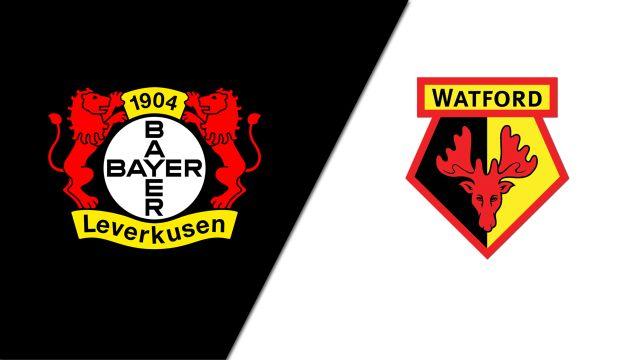 Bayer Leverkusen vs. Watford (International Friendly)