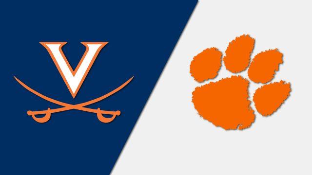 Virginia vs. Clemson (W Soccer)
